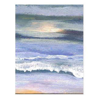 Twilight - CricketDiane Ocean Art Postcard