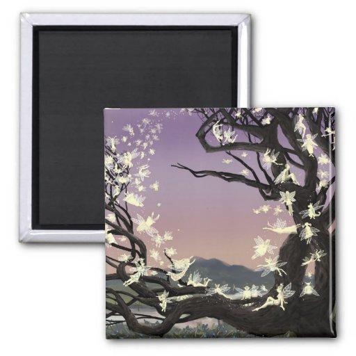 Twilight Faeries Magnet