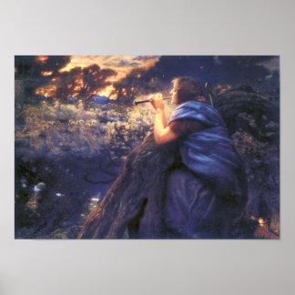 Twilight Fantasies Fine Art Print