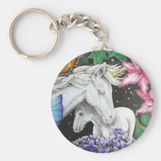 Twilight Fantasy Detail Keychain