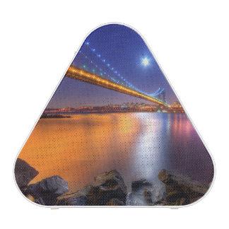 Twilight, George Washington BridgePalisades, NJ.