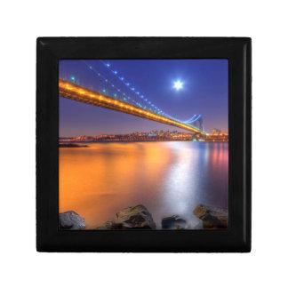 Twilight, George Washington BridgePalisades, NJ. Gift Box