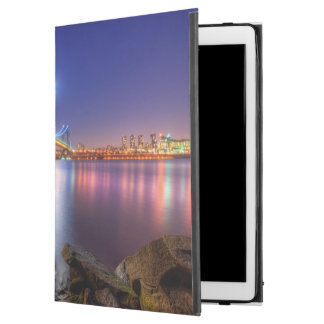 "Twilight, George Washington BridgePalisades, NJ. iPad Pro 12.9"" Case"