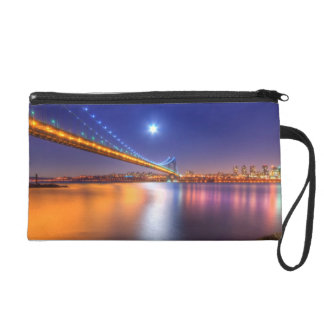 Twilight, George Washington BridgePalisades, NJ. Wristlets