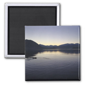 Twilight Lake Magnets