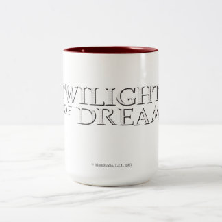 Twilight of Dreams Two-Tone Mug