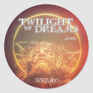 Twilight of Dreams WWZJD? Sticker