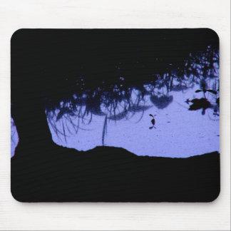 Twilight Pool Mousepads