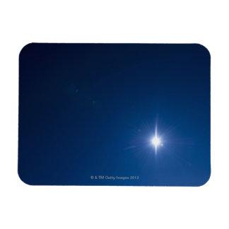 Twilight Rectangular Photo Magnet