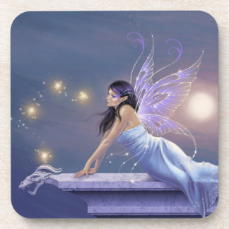 Twilight Shimmer Fairy Coasters - Set of 6