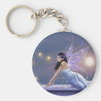 Twilight Shimmer Fairy Keychain