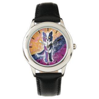 Twilight Sky Wolf Watch