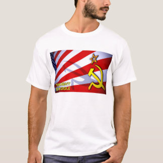 Twilight Struggle Flag T-Shirt
