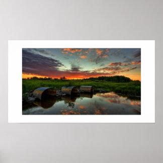 Twilight - Sunset Print
