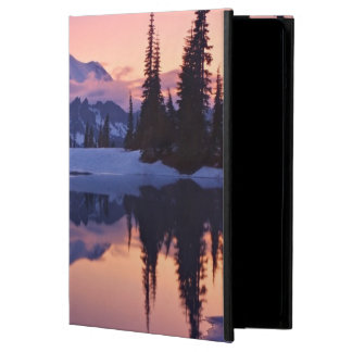 Twilight, Tarn and Crescent Moon iPad Air Cover