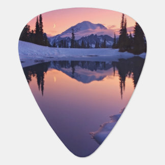 Twilight, Tarn and Crescent Moon Plectrum