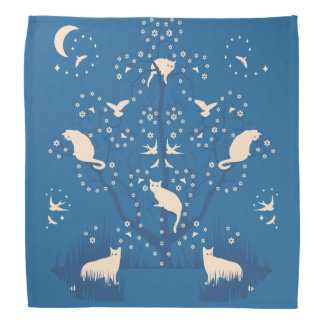 Twilight Tomcats Bandana