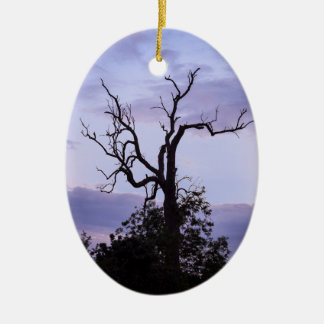Twilight Tree Christmas Ornament