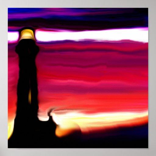 Twilights Beacon Poster