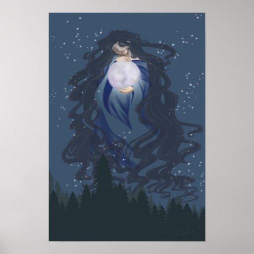 Twilight's Lullaby Print