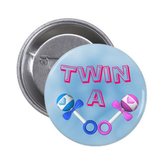 Twin A Button