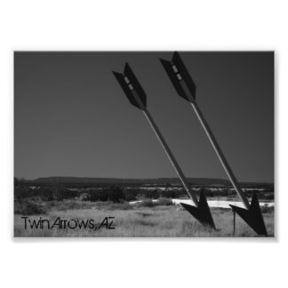 Twin Arrows Photo