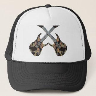 Twin Axes Trucker Hat