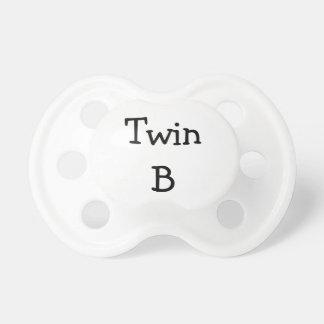 Twin B Dummy