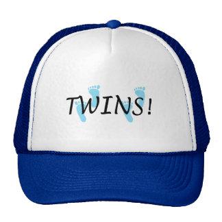Twin Baby Boys Hats