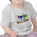 Twin Best Friend Tee Shirts