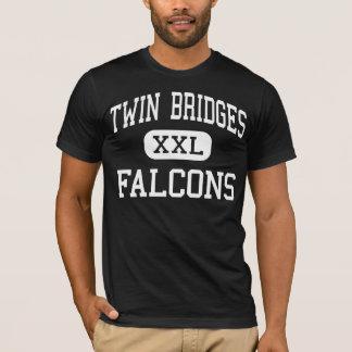 Twin Bridges - Falcons - High - Twin Bridges T-Shirt