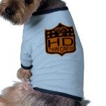 Twin Cam 88 Shield Dog Tee