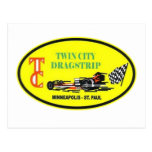 Twin City Drag Strip Class Winner Post Cards