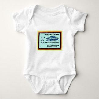 Twin City Dragstrip Baby Bodysuit