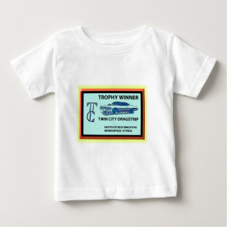 Twin City Dragstrip Baby T-Shirt