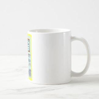 Twin City Dragstrip Pit Pass Basic White Mug