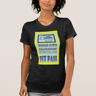 Twin City Dragstrip Pit Pass T-Shirt