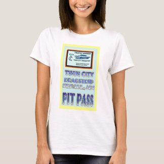 Twin City Dragstrip Pit Pass T-Shirt