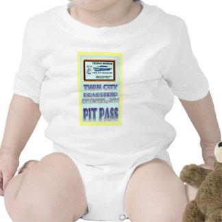 Twin City Dragstrip Pit Pass Tee Shirts