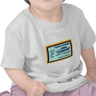 Twin City Dragstrip Tee Shirt