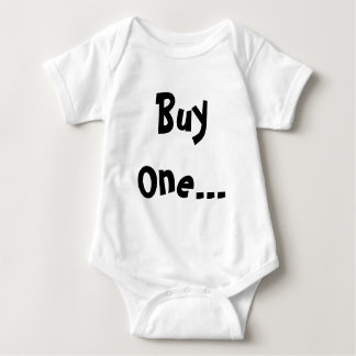 Twin Crazy Baby Bodysuit