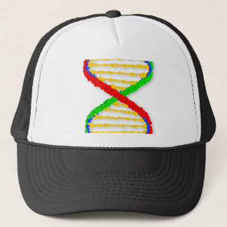 Twin DNA Strands Trucker Hat