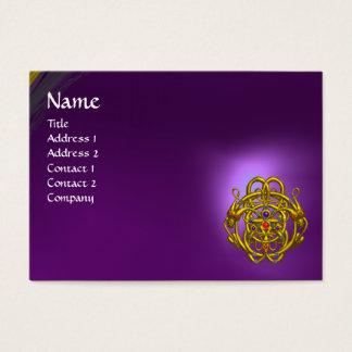 TWIN DRAGONS Purple Amethyst