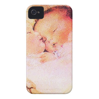 TWIN DREAMING.jpg iPhone 4 Case-Mate Cases