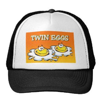 Twin Eggs Cap