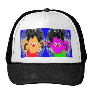 Twin Erines - Win Charles Licensed Gallery Mesh Hat