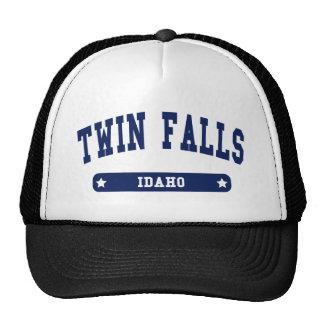 Twin Falls Idaho College Style tee shirts Hat