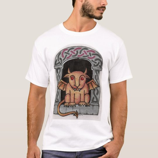 Twin Gargoyle shirt