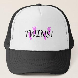 Twin (Girl) Trucker Hat