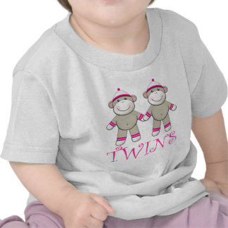 Twin Girls Infant Tee